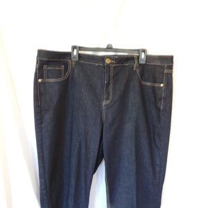 Lane Bryant womens plus size jeans size 22L
